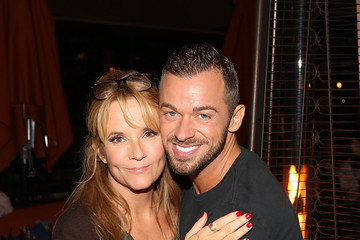 Lea Thompson Artem Chigvintsev 'Dancing with the Stars' Afterparty