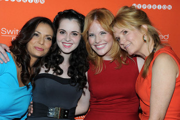 """Lea Thompson Constance Marie Fall Premiere Of ABC's """"Switched At Birth"""" And Book Launch Party"""