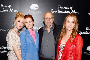 Lea Thompson Zoey Deutch 'The Year Of Spectacular Men' New York Premiere