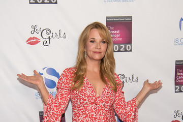 Lea Thompson The National Breast Cancer Coalition's 18th Annual Les Girls Cabaret - Arrivals