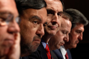 Bill Richardson Leading U.S. Governors Attend Chamber Of Commerce Summit On Job Creation