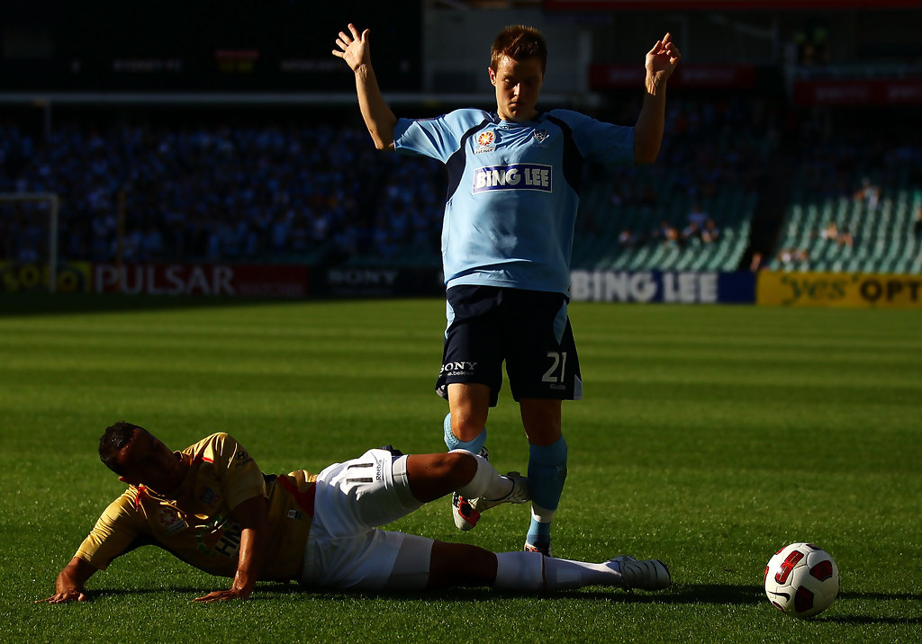 sydney fc a league - photo#17