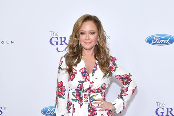 Leah Remini The Alliance For Women In Media Foundation's 44th Annual Gracie Awards - Arrivals