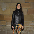 Leandra Medine Paco Rabanne : Outside Arrivals - Paris Fashion Week - Womenswear Fall/Winter 2020/2021
