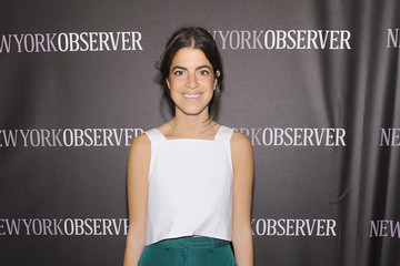Leandra Medine The New York Observer Re-Launch Event