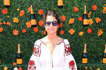 Leandra Medine The Eighth-Annual Veuve Clicquot Polo Classic - Red Carpet Arrivals