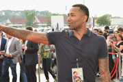 """Mo Williams attends a screening of """"Trainwreck"""" at Montrose Stadium 12 on July 10, 2015 in Akron, Ohio."""