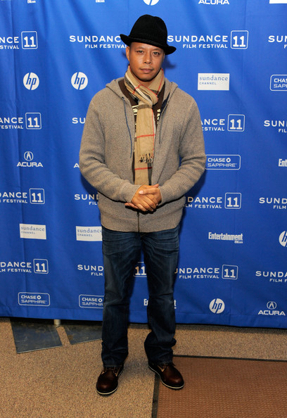 "Actor Terrence Howard attends ""The Ledge"" Premiere at the Eccles Center Theatre during the 2011 Sundance Film Festival on January 21, 2011 in Park City, Utah."