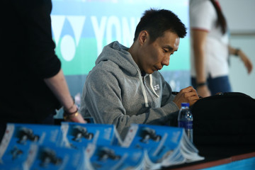 Lee Chong Wei BWF Dubai World Superseries Finals - Day Two