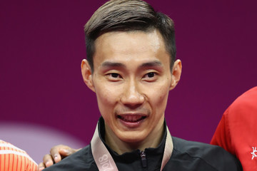 Lee Chong Wei Badminton - Commonwealth Games Day 11