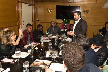 Lee Daniels Haute Living Celebrates San Francisco's Lee Daniels Cover Launch With Louis XIII and Rolls-Royce