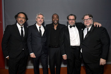 Lee Daniels 2018 LACMA Art + Film Gala Honoring Catherine Opie And Guillermo Del Toro Presented By Gucci - Inside