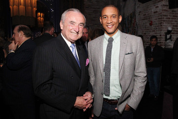 Lee Gause Bill Bratton and Rikki Klieman Celebrated