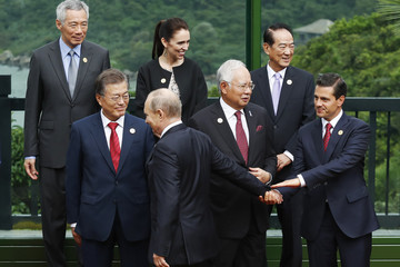 Lee Hsien Loong Asia-Pacific Economic Cooperation (APEC) Summit in Danang