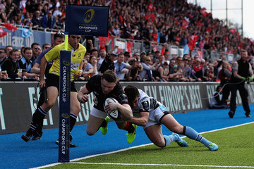 Lee Jones Saracens v Glasgow Warriors - European Rugby Champions Cup