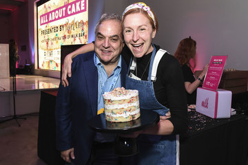 Lee Schrager Food Network & Cooking Channel New York City Wine & Food Festival Presented By Capital One – All About Cake Presented By PureWow Hosted By Christina Tosi Of Milk Bar