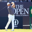 Lee Westwood The 149th Open - Day Two