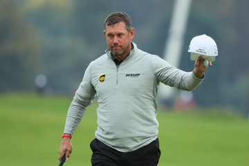 Lee Westwood British Masters - Day Two