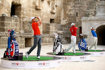 Lee Westwood Sergio Garcia Turkish Airlines Open - Previews