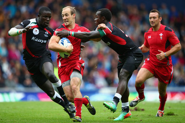Lee Williams 20th Commonwealth Games: Rugby Sevens