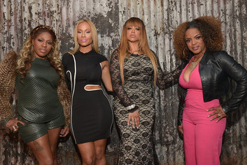 Leela James Celebration of Life with TV One's R&B Divas LA
