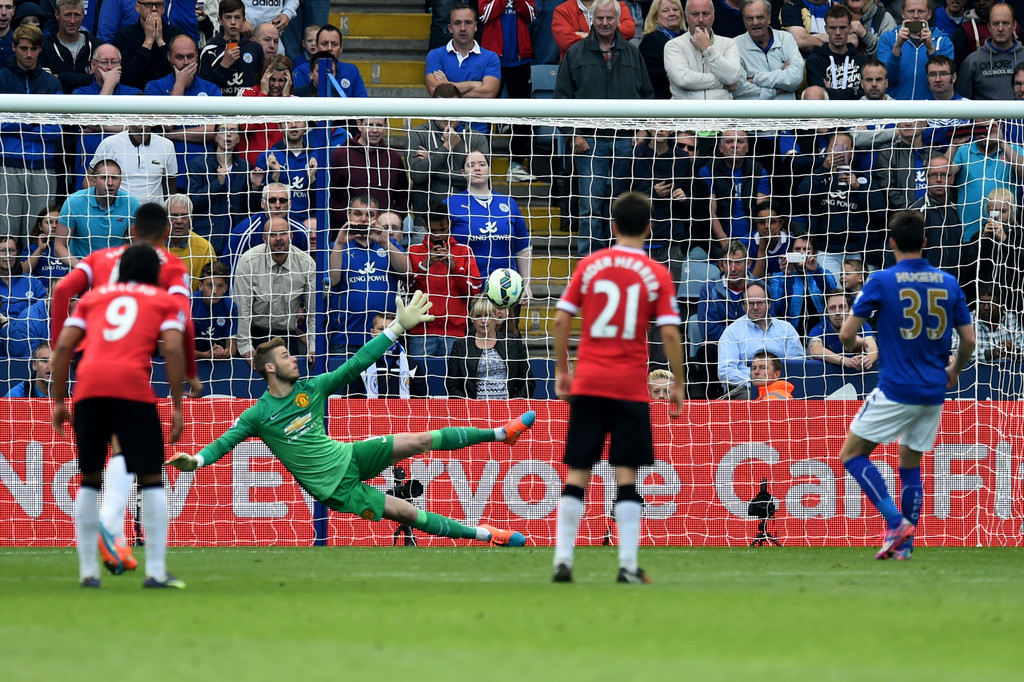 man united vs leicester city - photo #25