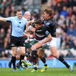 Toby Flood and Ben Youngs Photos