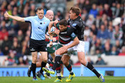 Toby Flood and Ben Youngs Photos Photo