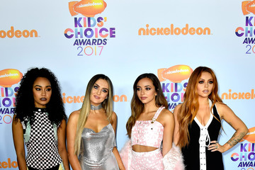 Leigh-Anne Pinnock Nickelodeon's 2017 Kids' Choice Awards - Arrivals
