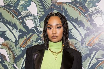 Leigh-Anne Pinnock Dita Von Teese And The Copper Coupe At The Box Soho
