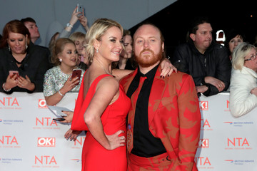 Leigh Francis National Television Awards - Red Carpet Arrivals