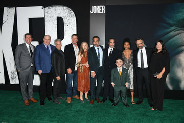 Leigh Gill Premiere Of Warner Bros Pictures 'Joker' - Red Carpet