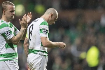 Leigh Griffiths Celtic FC v Bayern Muenchen - UEFA Champions League: MasterCard