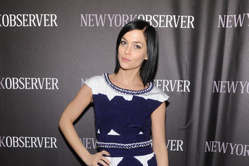 Leigh Lezark The New York Observer Re-Launch Event