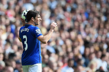 Leighton Baines West Bromwich Albion v Everton - Premier League