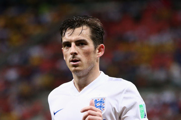 Leighton Baines England v Italy: Group D - 2014 FIFA World Cup Brazil