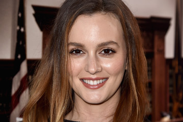 "Leighton Meester Premiere Of Warner Bros. Pictures And Village Roadshow Pictures' ""The Judge"" - Red Carpet"