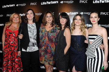 Leighton Meester Anne O'Shea 'Life Partners' Special Screening — Part 2