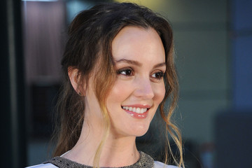 Leighton Meester 'Like Sunday, Like Rain' Premieres in Encino