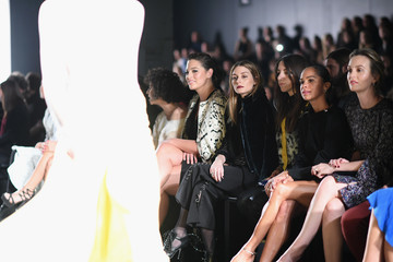 Leighton Meister Prabal Gurung - Front Row - February 2017 - New York Fashion Week: The Shows