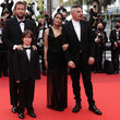 """Leila Bekhti """"Les Intranquilles (The Restless)"""" Red Carpet - The 74th Annual Cannes Film Festival"""
