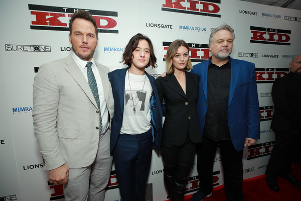 Premiere Of Lionsgate's 'The Kid' - Red Carpet