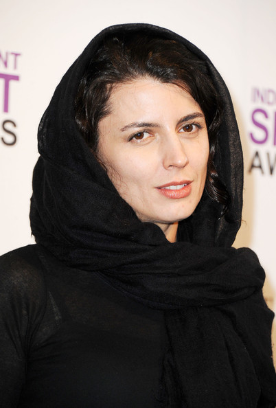 Leila Hatami Actress Leila Hatami poses in the press room at the 2012    Leila Hatami