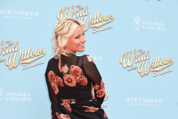 Leila Parsons The Gala Performance Of Wind In The Willows - Red Carpet Arrivals