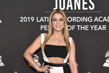 Lena Burke The 20th Annual Latin GRAMMY Awards- Person Of The Year Gala – Arrivals