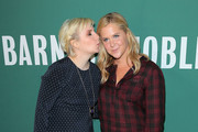 Wednesday: Lena Dunham and Amy Schumer - The Week In Pictures: October 03, 2014