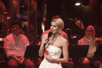 Lena Gercke 'The Voice of Germany' Finals