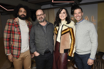 Lena Hall Daveed Diggs WarnerMedia Lodge: Elevating Storytelling With AT&T - Day 2