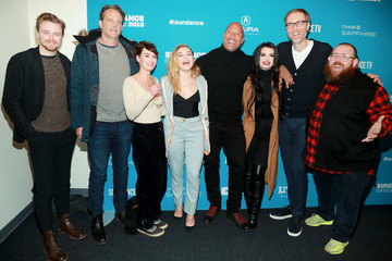 Lena Headey Florence Pugh 2019 Sundance Film Festival - Surprise Screening Of 'Fighting With My Family'