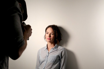 Lena Headey Variety Studio: Day 2